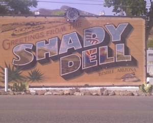 The Shady Dell - Bisbee, AZ